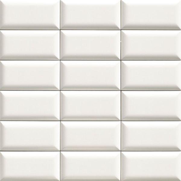 Плитка Mainzu Бампі Уайт 10x20